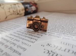 vintage camera ring