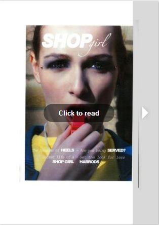 Shop Girl Magazine