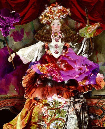 Christian Lacroix and the Tale of Sleeping Beauty: A Fashion Fairytale Memoir