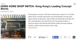 hk leading concept stores