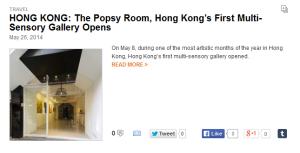 the popsy room